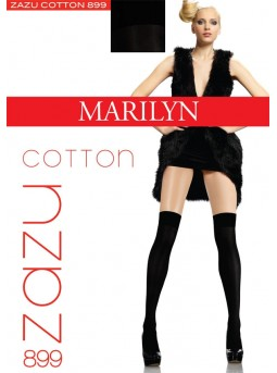Ботфорты из хлопка Marilyn Zazu cotton 899