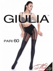 Колготки с имитацией чулок Giulia pari 60 №18