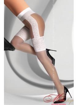 Колготы Agniska 20 den white Livia Corsetti Fashion 03706002