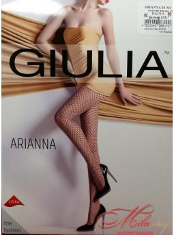 Сетчатые колготы Giulia Arianna