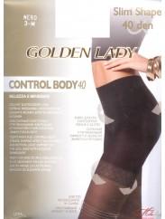 Корректирующие колготки Golden Lady Control Body 40