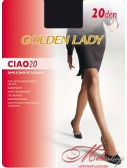 Эластичные колготки Golden Lady CIAO 20den