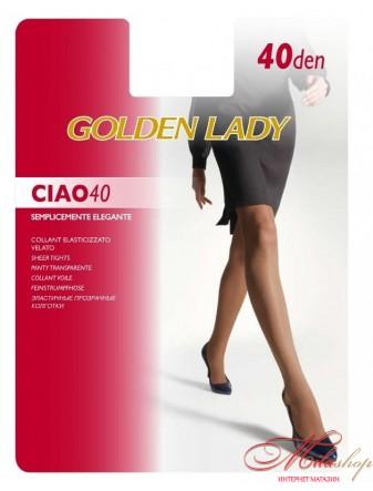 Эластичные колготки Golden Lady CIAO 40den