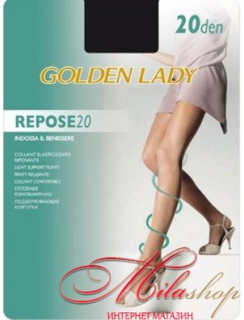 Колготки поддерживающие Golden Lady REPOSE 20den