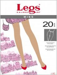 Классические колготки Legs Miss 20den