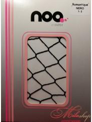 Колготки из крупной сетки Noo by Knittex Romantique