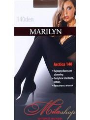 Колготы из хлопка и шерсти Marilyn 140den