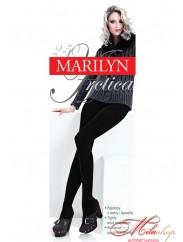 Теплые колготки из шерсти и хлопка Marilyn 250den