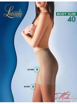 Изящные колготки Levante BODY SLIM 40den