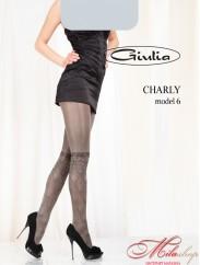 Фантазийные колготки Giulia Charly №6