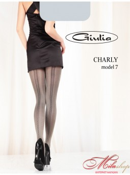 Фантазийные колготки Giulia Charly №7