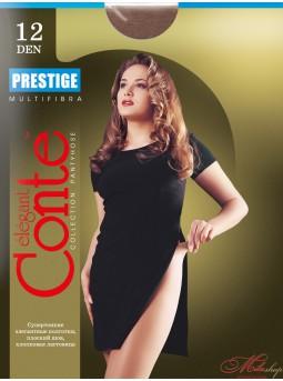 Прозрачные колготки Conte prestige 12den