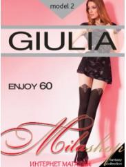 Фантазийные колготки Giulia Enjoy 60 model2