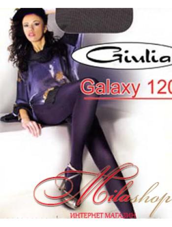 Колготки с эффектом блеска Giulia GALAXY 120den