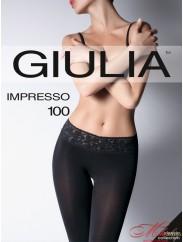 Классические колготки Giulia IMPRESSO 100den