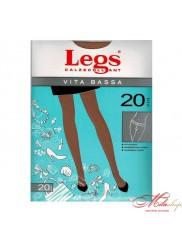 Колготки с заниженной талией Legs Vita Bassa 20den