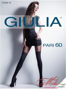 Элегантные колготки с имитацией ботфорт Giulia pari 60 №12