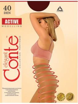 Моделирующие колготки Conte Active 40den