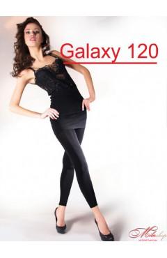 Леггинсы с эффектом блеска Giulia Galaxy leggins 120den.