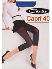 Стильные леггинсы Giulia CAPRI 40den