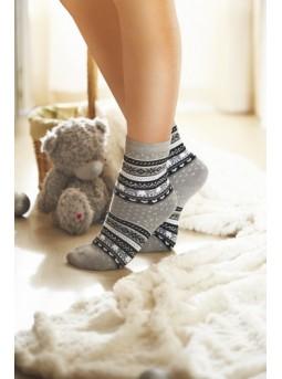 Женские носки утепленные махрой Anabel Arto 03522