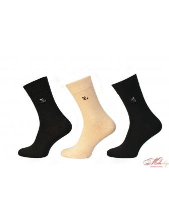 Мужские демисезонные носки Дюна Comfort 3B 221
