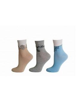 Женские демисезонные носочки Дюна Comfort 3B 321