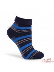 Женские носки с шерстью, с подворотом Дюна 3B 336