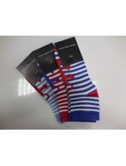 Женские носки в морском стиле Tommy Hilfiger 30013