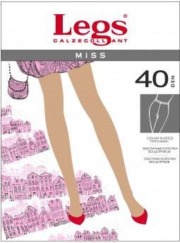 Прозрачные колготки Legs miss 40 den
