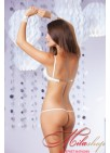 Бюстгальтер с эффектом пуш- ап и силиконовой спиной Anabel Arto 7004