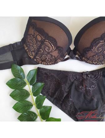 Комплект из элегантного кружева La Vivas 50206