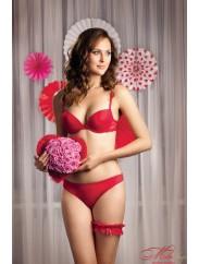 Комплект в красном цвете Anabel Arto 8055-003