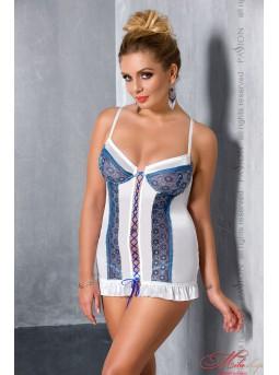 Сорочка Eleni Passion size plus 02632002