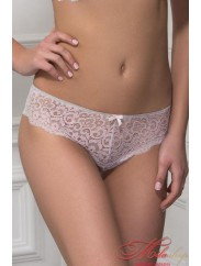 Трусики слип Jasmine lingerie 2516/28 Beverly grey/rose