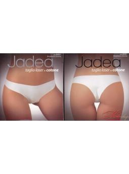Бесшовные трусики-бразилиана Jadea 8001