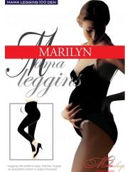 Легинсы для будущих мам Marilyn Mama 100den