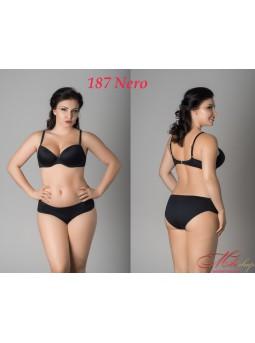 Раздельный купальник в черном цвете Marina 187 Nero