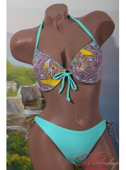 Яркий купальник Teres 2126-3