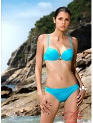 Раздельный купальник со съемным пуш-апом Atlantic Beach 39902