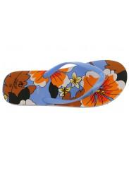 Въетнамки с цветочным орнаментом
