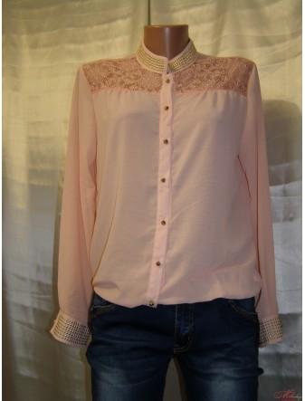 Женская блуза с длинным рукавом Fashion 2054