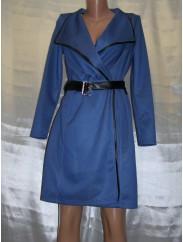 Оригинальное платье с длинным рукавом Fashion 2057