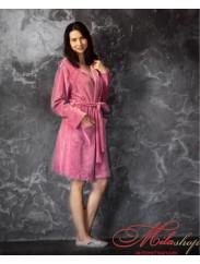 993f748dfbea2 Халаты женские домашние купить в Интернет Магазине MilaShop в ...