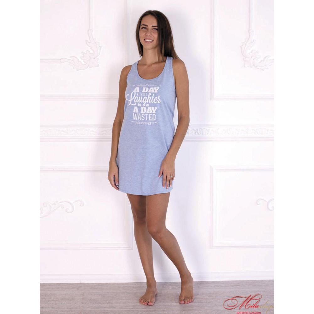 Стильная сорочка Роксана 594