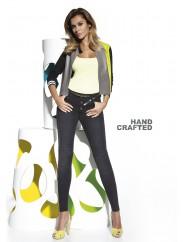 Джинсовые брюки с эффектом подтяжки Avril 300 DEN