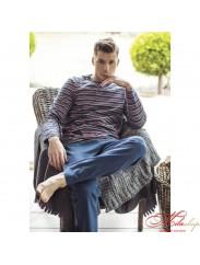 Элегантная мужская пижама Key MNS-305 B8