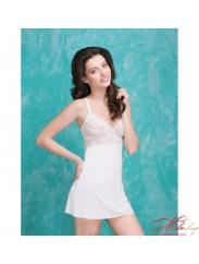 Роскошная ночная сорочка Sambario AL-3201