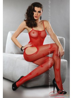 Эротический боди-комбинезон Livia Corsetti TITANIA RED
