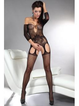 Женственный боди-комбинезон Livia Corsetti ADIVA BLACK